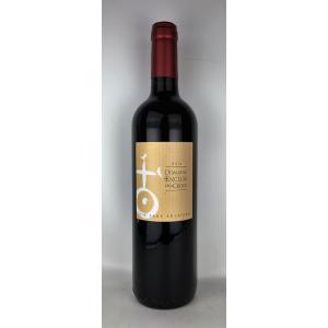 赤ワイン オーガニックワイン ドメーヌ アンクロ ド ラ クロワ 2014  サン スフル 750ml フランスワイン|plat-sake