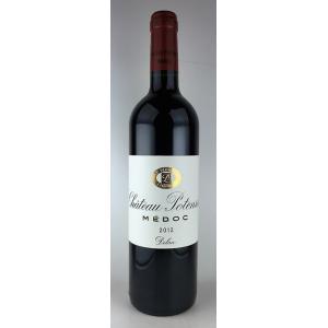 赤ワイン シャトー ポタンサック 750ml 2012   ボルドー  メドック|plat-sake