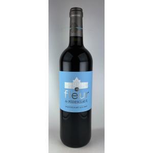 赤ワイン フルール ド ペデスクロー 2010 ポイヤック 750ml ボルドー赤ワイン|plat-sake