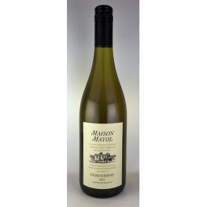白ワイン メゾン マイヨール シャルドネ 2015   750ml plat-sake