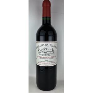 赤ワイン フランス シャトー ムーラン デ ローレ 1998 ピュイスガン サン テミリオン 750ml|plat-sake