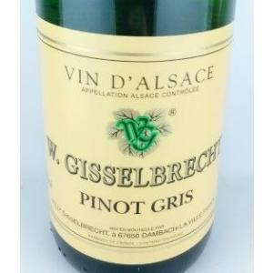 白ワイン アルザス ウィリ ギッセル ブレッシュトゥ ピノ・グリ 750ml plat-sake