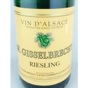 白ワイン ウィリ ギッセルブレッシュトゥ リースリング 2012|plat-sake