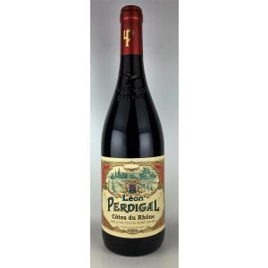 赤ワイン レオン パルディガル コート デュ ローヌ ルージュ 750ml|plat-sake