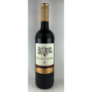 赤ワイン デュック・ド・カステラク 赤 ベルジュラック 2014|plat-sake