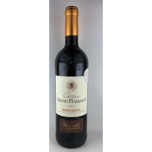 赤ワイン シャトー・グラン・マルサル ベルジュラック 2011|plat-sake