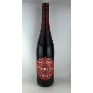 赤ワイン トレモリナ サングリア オーガニック|plat-sake