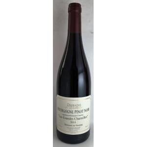 赤ワイン ブルゴーニュ・ピノ・ノワール レ・グラン・シャルミユ 2014 ドメーヌ・ドゥ・ヴァリエール 750ml|plat-sake
