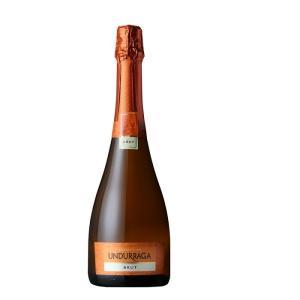 白ワイン ウンドラーガ スパークリングワイン ブリュット 750ml チリ|plat-sake