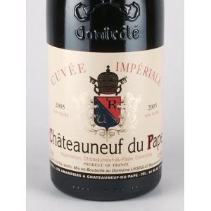 赤ワイン レイモント・ユッセグリオ シャトーヌッフ・デュ・パプ   2005 750ml 赤ワイン|plat-sake
