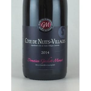 赤ワイン ガショ・モノ コート・ド・ニュイ ヴィラージュ 2014 赤ワイン 750ml|plat-sake