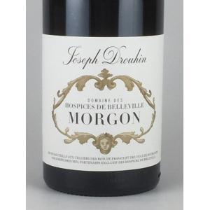 赤ワイン メゾン ジョゼフ ドルーアン   ドメーヌ デ オスピス ド ベルヴィル モルゴン 2015 赤ワイン 750ml|plat-sake