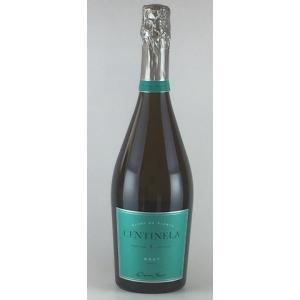 スパークリングワイン コノスル センティネラ ブリュット ブラン・ド・ブラン 750ml スパークリングワイン|plat-sake