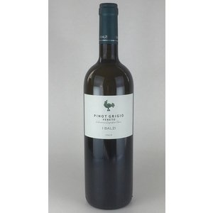 白ワイン イ・バルジ ピノ・グリージョ  ヴェネトIGT イタリア 白ワイン 750ml|plat-sake