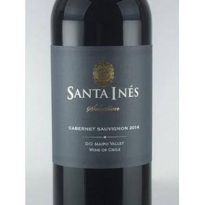 赤ワイン チリワイン サンタ・イネス セレクション  カベルネ・ソーヴィニョン レセルバ  750ml|plat-sake