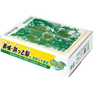二十世紀梨 鳥取県 美味・熟っと梨 5kg 3L(12〜14玉)大玉 ご家庭用 完熟タイプ 20世紀梨 お取り寄せ|plat-sake