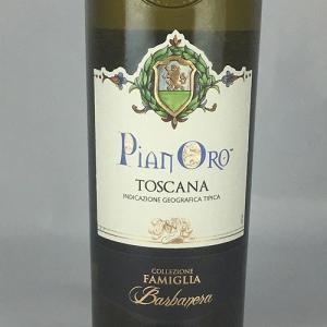 白ワイン イタリア トスカーナ・ビアンコ ピアン・オーロ バルバネラ 2015 イタリアワイン 750ml|plat-sake