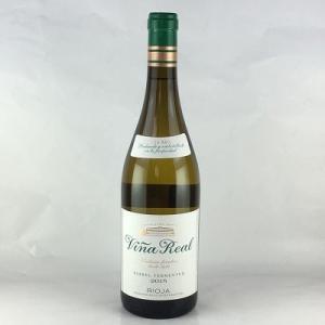 白ワイン ビーニャ・レアル ブランコ フェルメンタード・エン・バリカ 2015 スペインワイン 750ml|plat-sake