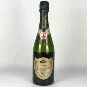 スパークリングワイン ロジャーグラート カヴァ ブリュットナチュール 2011 ドサージュセロ 750ml|plat-sake