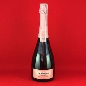ロゼワイン スパークリングワイン ウンドラーガ ブリュット ロゼ 750ml チリ|plat-sake