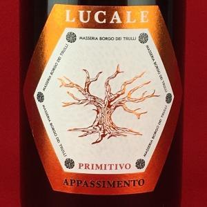 赤ワイン トウルッリ ルカーレ プリミティーヴォ・プーリア  アパッシメント 2015 イタリアワイン 750ml|plat-sake