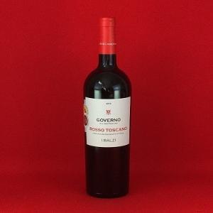 赤ワイン イタリアワイン イ・バルジ・ゴベルノ・ロッソ・トスカーノ 赤ワイン 750ml|plat-sake