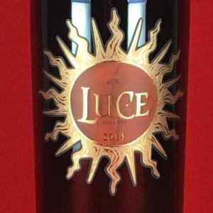 ホワイトデー 赤ワイン ルーチェ 2014 イタリアワイン 750ml plat-sake