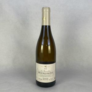 白ワイン ブルゴーニュ シャルドネ レ・ドレソル 2015 アンドレ ゴワショ 750ml|plat-sake