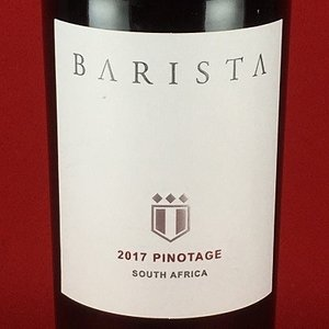 赤ワイン 南アフリカ バリスタ ピノタージュ 2017 ベルタス・フォーリー 750ml|plat-sake