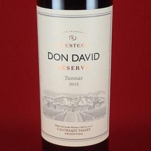 赤ワイン ドンダビ タナ レゼルバ 2016 アルゼンチン 750ml|plat-sake