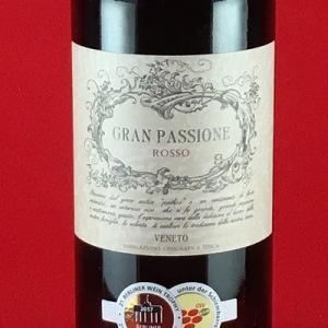 赤ワイン グラン・パッショーネ ロッソ アパッシメント 750ml イタリア ヴェネト|plat-sake