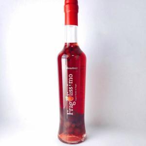 ストロベリー・リキュール フラゴリーノ フラゴリッシモ リクオーレ ロゾリオ ディ フラゴラ 375ml イタリア Fragolissimo Losolio di Fragora|plat-sake