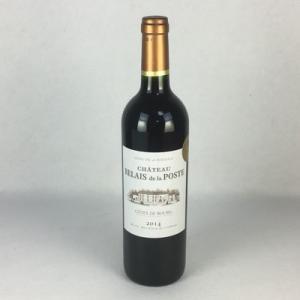 赤ワイン シャトー ルレ ラポスト 2014 リヨン 金賞 コート・ド・ブール plat-sake