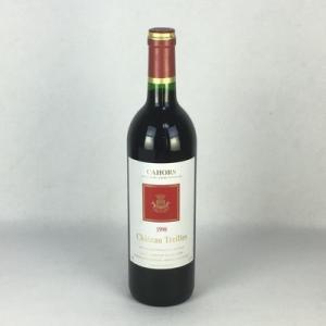 お歳暮 赤ワイン シャトー トレイユ 1998 カオール 750ml フランス 南西地方|plat-sake