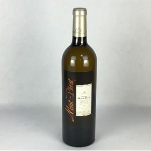 お歳暮 白ワイン シャトー モンペラ ブラン 2015  750ml フランス ボルドー|plat-sake