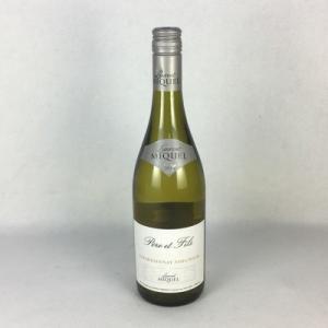 白ワイン ローラン ミケル ペール・エ・フィス シャルドネ & ヴィオニエ 2015 ラングドック フランス 750ml|plat-sake