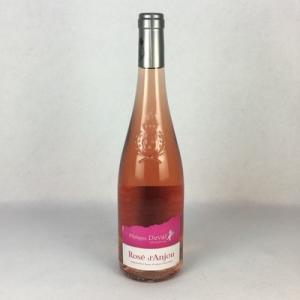 レ・カーヴ・ド・ラ・ロワール ロゼ ダンジュー 2015 750ml フランス ロワール ロゼ ワイン|plat-sake