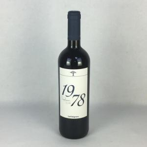 赤ワイン サン パトリニャーノ 1978 IGT ロッソ ルビコーネ 750ml イタリア エミリア ロマーニャ|plat-sake