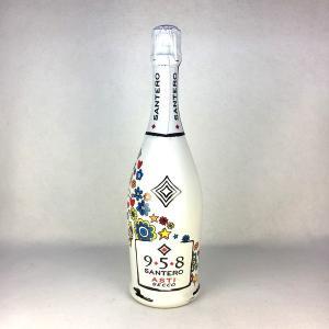スパークリングワイン サンテロ アスティ セッコ スプマンテ 辛口 750ml|plat-sake