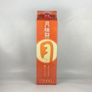日本酒 普通酒 月桂冠 定番酒 つき 月 2Lパック 月桂冠 2000ml|plat-sake