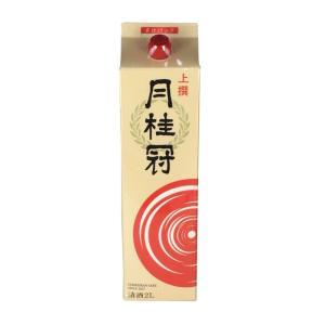 日本酒 上撰酒 月桂冠 上撰さけパック 2Lパック 月桂冠 2000ml|plat-sake