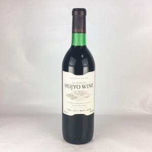 赤ワイン 北条ワイン スタンダード 赤 720ml   鳥取県 北条ワイン醸造所|plat-sake