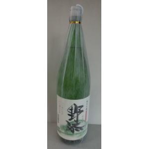 八潮 純米吟醸 野添 1800ml 【鳥取県/中井酒造】|plat-sake