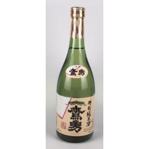 鷹勇 特別純米酒 720ml 【鳥取県/大谷酒造】|plat-sake