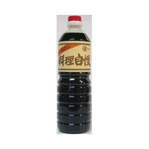 中原醤油 料理自慢1L【鳥取県のお土産】|plat-sake