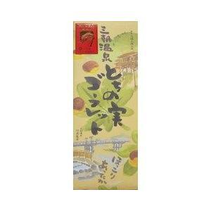 三朝温泉 とちの実ゴーフレット 12枚入【鳥取県のお土産】|plat-sake