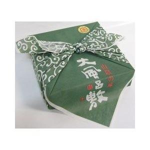 お歳暮 鳥取 お土産 宝製菓 大風呂敷 6個入り 二十世紀梨の梨みつ|plat-sake