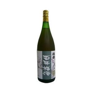 梅香 百年梅酒 14度 瓶 1800ml