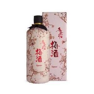梅酒 ギフト 篠崎 千年の眠り 梅酒 720ml 箱入り|plat-sake