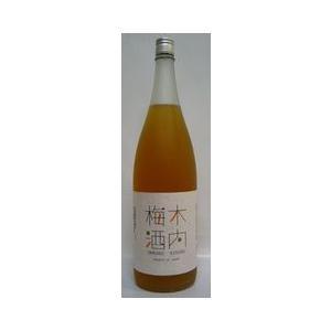 【2009年天満天神梅酒大会 第1位】<日本一に輝いた梅酒> 木内梅酒 1800ml|plat-sake